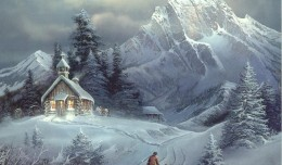 christmas-in-mountains