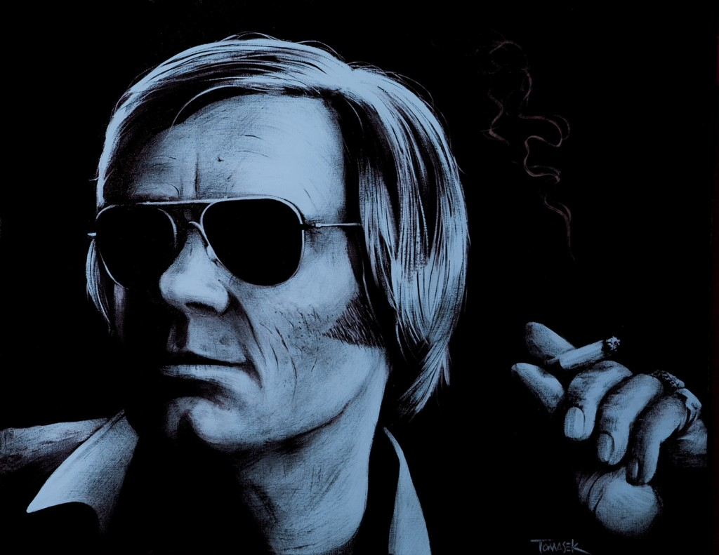George Jones by Dean Tomasek