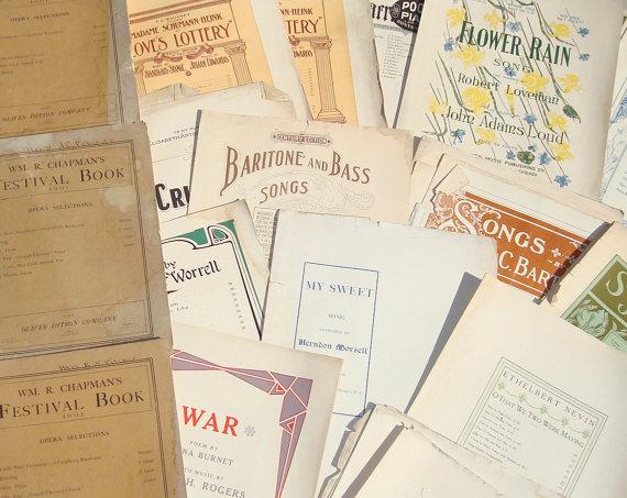 1800s-sheet-music