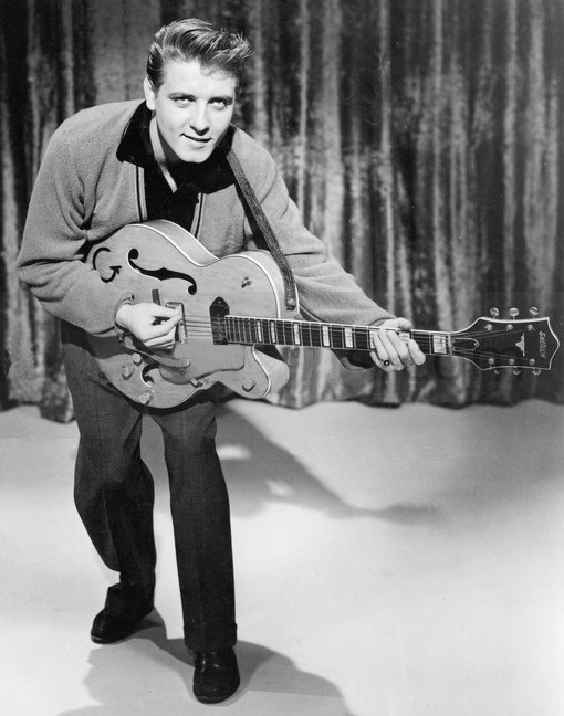 Eddie Cochran: 'We were looking for a hit that would give Eddie some identity,' Eddie Cochran's co-writer/manager Jerry Capehart recalled of the session that yielded 'Summertime Blues'