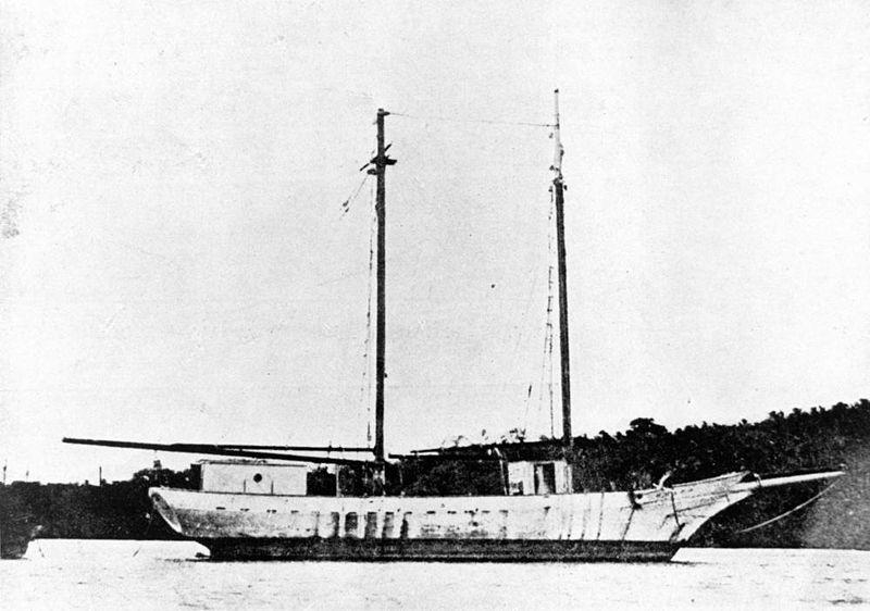 The Snark in Australia, 1921