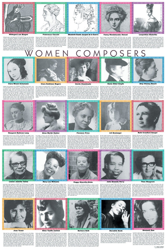 The Women Composers | Deep Roots Magazine