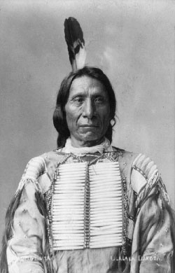 Chief Red Cloud, 1870