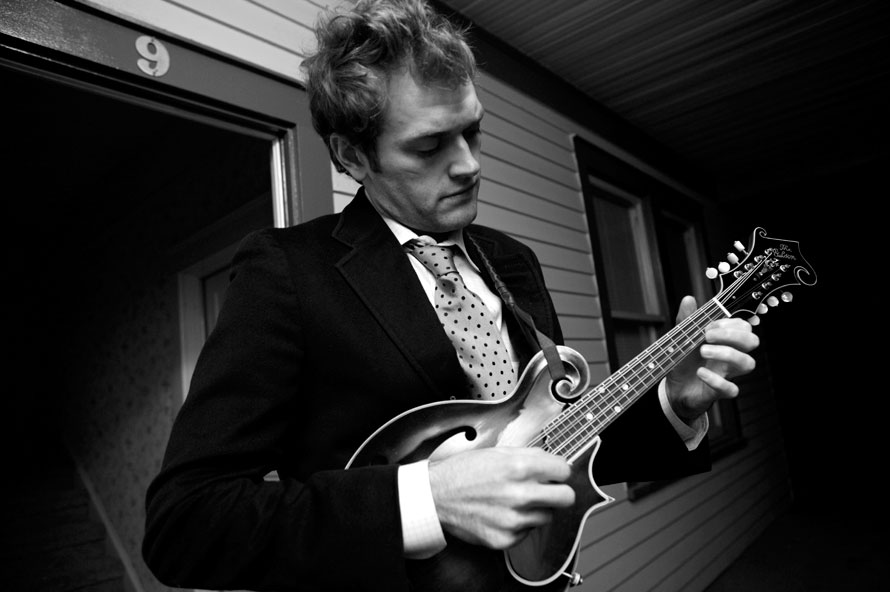 Bach as seen through the lens of Chris Thile's performance