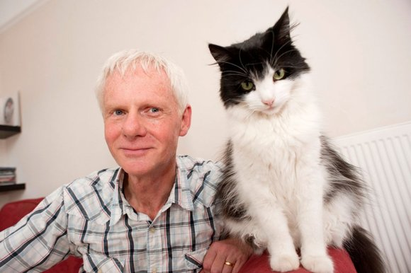'…if here in the UK we get to the point where there's 90 percent neutering in the whole country, then I think there is a question to be asked about whether we're driving domestication slowly backwards, and should we not actually be putting more thought into targeting neutering, and maybe even developing some new cat breeds, which is one way forward.'