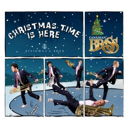 canadian-brass-christmastime-here