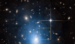 A bright, long duration flare may be the first recorded event of a black hole destroying a star in a dwarf galaxy.