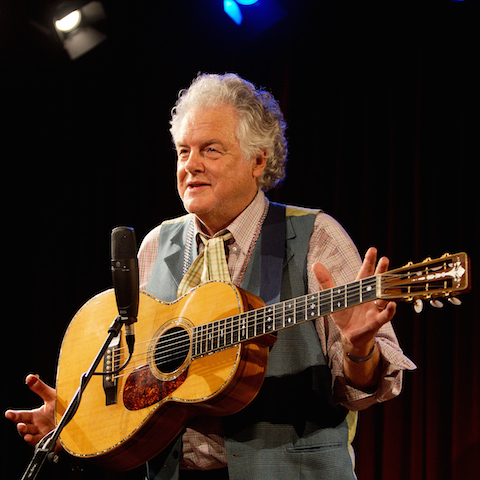 Peter Rowan, Bluegrass Buddhist: 'The doubts and resolutions of the spiritual journey are what drive Dharma Blues.' (Photo: Ronald Reitman)