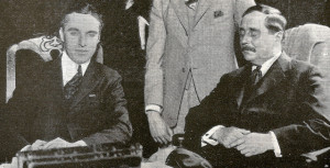 I meet H.G. Wells