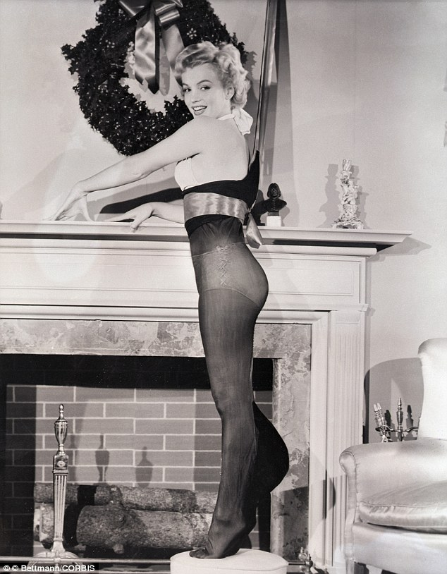 Merry Christmas from Marilyn Monroe, 1951