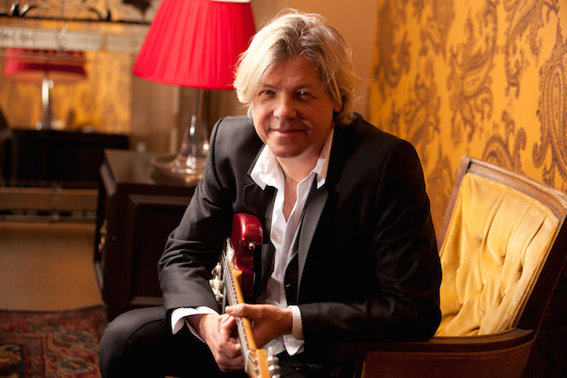 Jeff Golub: 'He was always a good friend, and it was a bonus that he was one of the most versatile and amazing guitarists on the planet.'