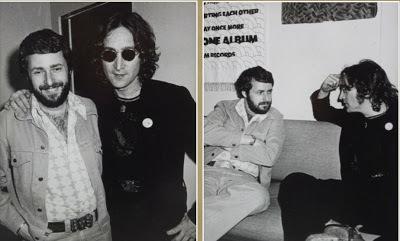 Spence Berland, John Lennon