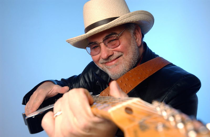 Duke Robillard: Have guitar, will time travel…