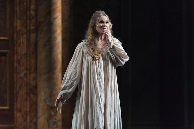 'Bel canto is about ease and beauty of sound': Soprano Jessica Pratt as Gilda in Teatro de la Maestranza's 2013 production of Giuseppe Verdi's Rigoletto in Sevilla, Spain (Photo by Jesús Morón, © by Teatro de la Maestranza)