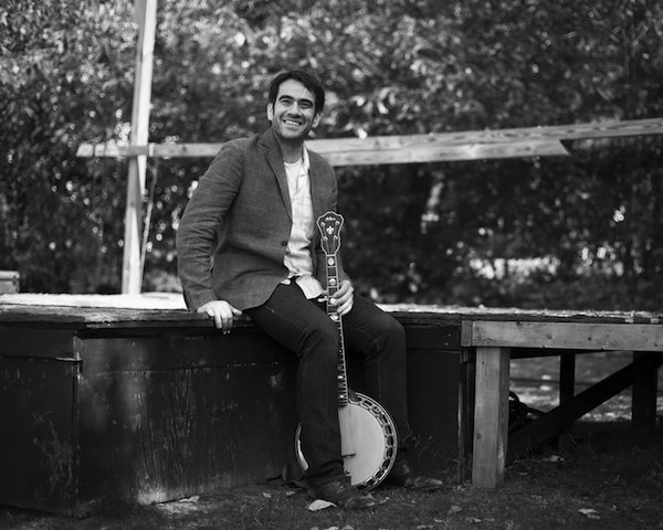Noam Pikelny: 'Perhaps this bond with old instruments that are filled with character and charisma makes performing solo feel less lonely'