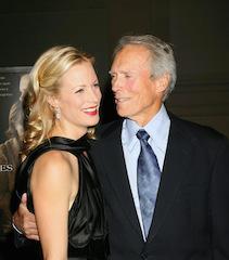 Alison Eastwood, Clint Eastwood Los Angeles Premiere of 'Rails & Ties' at Stephen J. Ross Theatre in Burbank Los Angeles, California - 23.10.07 Credit: (Mandatory): Nikki Nelson / WENN