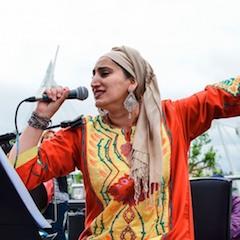 Rafiki Jazz's Sufi soul singer Sara Yaseen