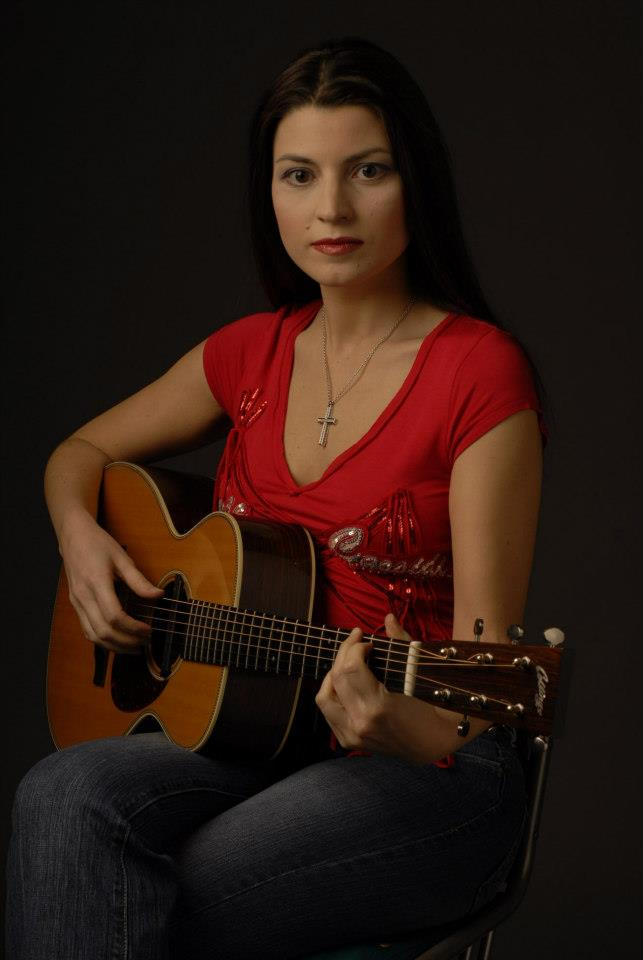 Lillly Drumeva: 'I don't think of myself as an Americana artist. I play country and bluegrass music with a European touch. I am influenced also by Bulgarian and Irish folk music.'